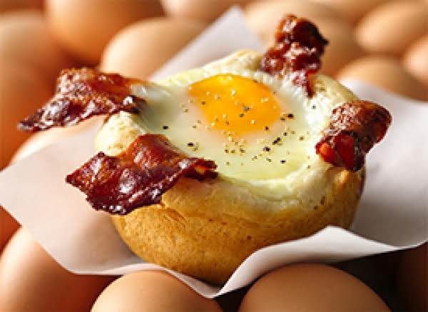 Bacon And Egg Cups Recipe