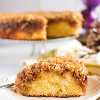 Danish Dream Cake (Drømmekage).
