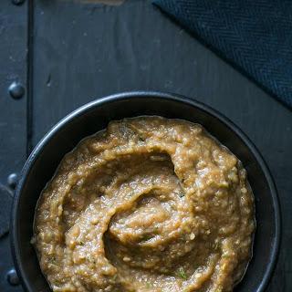 Eggplant Caviar