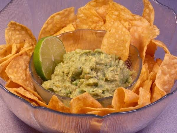 Quick And Easy Guacamole Recipe