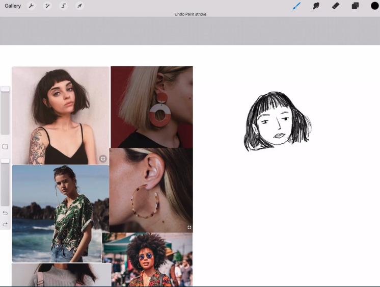 sketch people