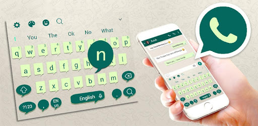 Keyboard Theme for Whatsapp app (apk) free download for Android/PC/Windows screenshot