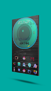 ColorDroid Icon Pack- screenshot thumbnail