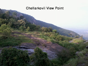 Photo: Chellarkovil view point