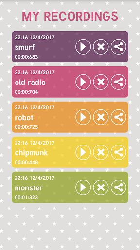 Voice Changer screenshot 5