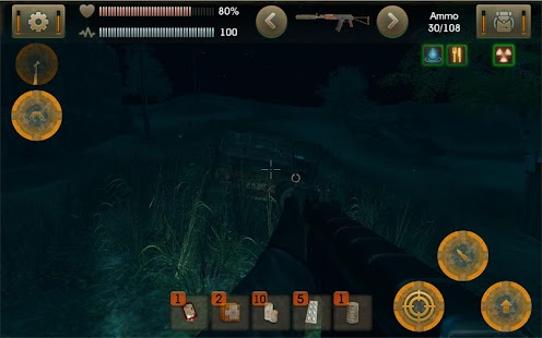 The Sun Evaluation: Post-apocalypse action shooter Screenshot