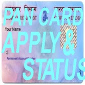 PAN CARD ONLINE APPLY & STATUS