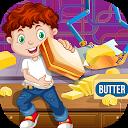 Butter Making Factory APK