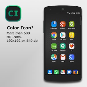 Color Icon² - Icon Pack v170615