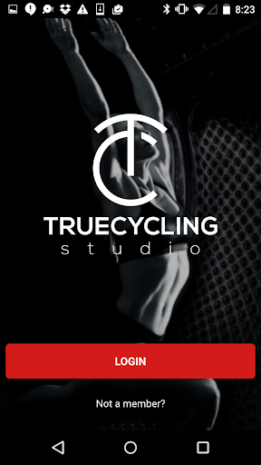 True Cycling Studio screenshot 1
