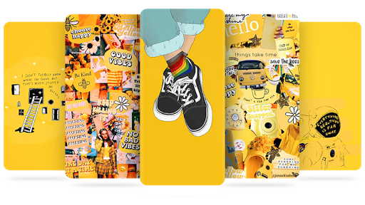 Download Yellow Wallpaper Hd Lockscreen Yellow Vibes 4k Free For Android Yellow Wallpaper Hd Lockscreen Yellow Vibes 4k Apk Download Steprimo Com