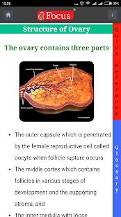 Fertility Enhancing App screenshot