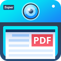 Super Scanner : Phone scan to PDF icon