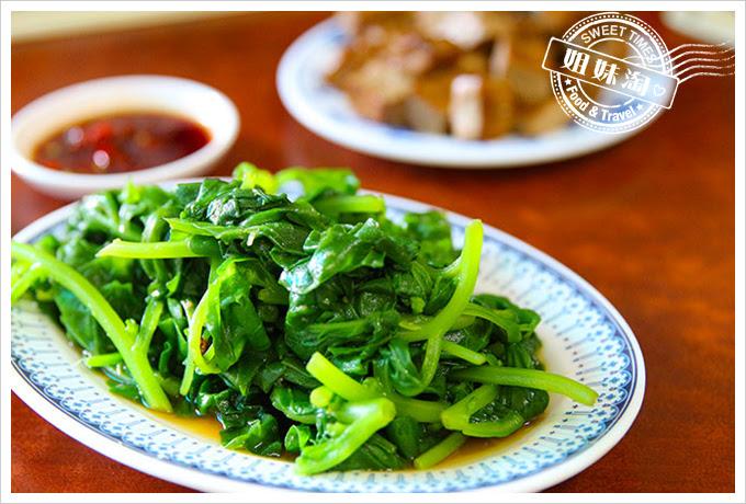 姚家蘭州拉麵甜菠菜
