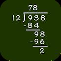 Math: Long Division icon