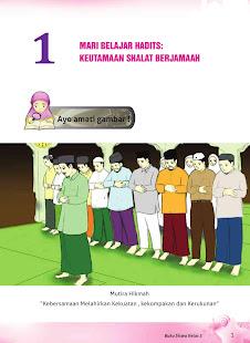 Download Buku Siswa Kelas 3 MI Qur'an Hadis Revisi 2016 For PC Windows and Mac apk screenshot 3