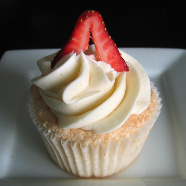 Angel Food Cupcakes Recipe