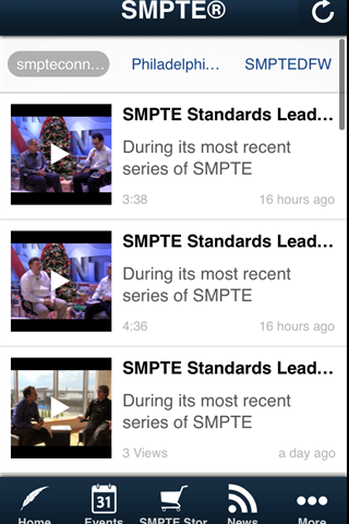 SMPTE- screenshot