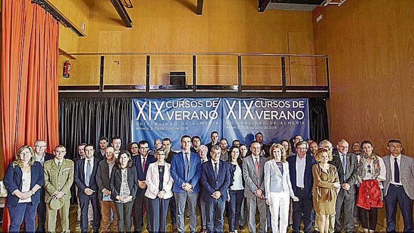Los Cursos de Verano de la UAL celebran su décimo novena edición.