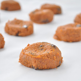 Sweet Potato Cookies.