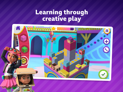 BBC CBeebies Get Creative - Build, paint and play! 1.12.0 screenshots 12