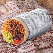 Barbacoa (Beef) Burrito