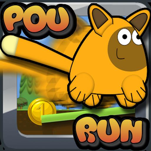 Super Pou Run (game)