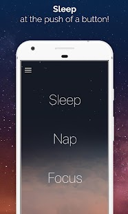 Pzizz - Sleep, Nap, Focus Screenshot