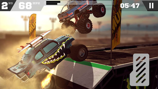 MMX Racing - screenshot