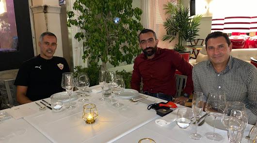 Mohamed El Assy 'invita' tras la victoria