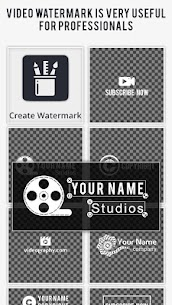 Video Watermark – Create & Add Watermark on Videos apk dowload 1