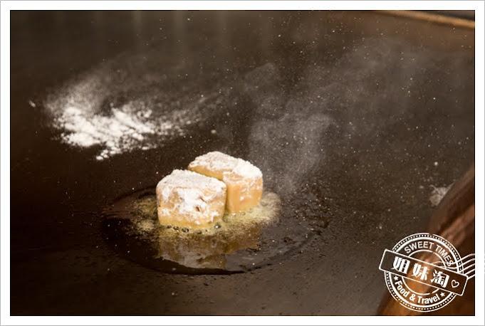 家蒂諾鐵板燒溫莎花園法式鴨肝蒸蛋