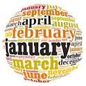 Aprende los meses en inglés icon