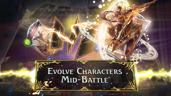 Shadowverse CCG Screenshot