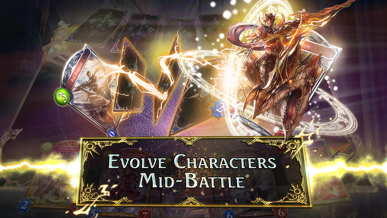 Shadowverse CCG- screenshot