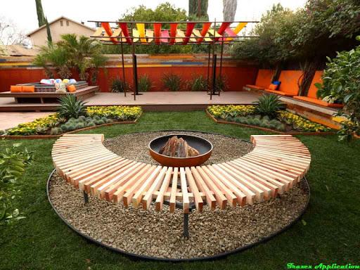 DIYの裏庭プロジェクトのアイデア