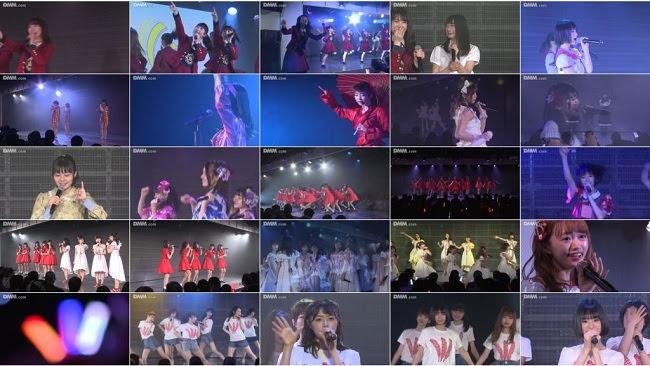190110 (1080p) NGT48劇場三周年記念スペシャル公演 ~石の上にも三年!私達はここからなのだ!~