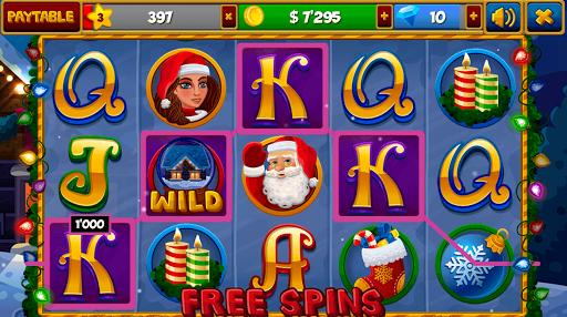 Christmas Slots Machines Free