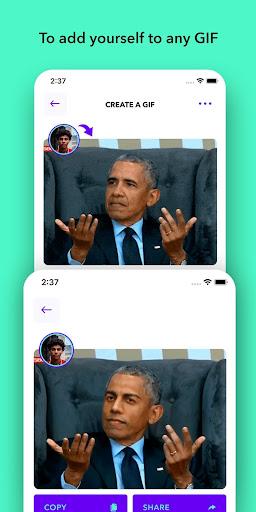Familiar - Faceswap GIFs screenshot 2