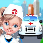 Ambulance Doctor First Aid - Emergency Rescue Game