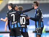 Le Club de Bruges a largement dominé Zulte Waregem
