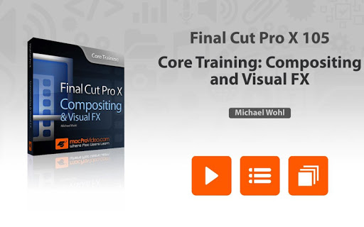 Visual FX Course For Final Cut