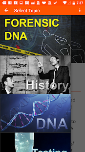 dna testing and its importance in solving a crime You probably can't remember a time when dna and crime solving didn't go together but the technology to do dna fingerprinting there's a lot more that dna testing.