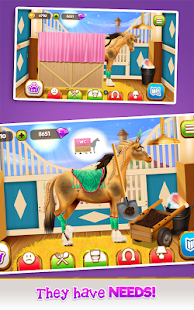 Download My Royal Horse - The Unseen Adventure For PC