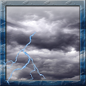 Lightning Storm and Rain LWP icon