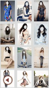 Dívky Selfie Style - náhled