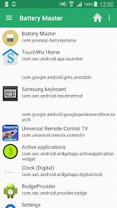 Application Master screenshot 4