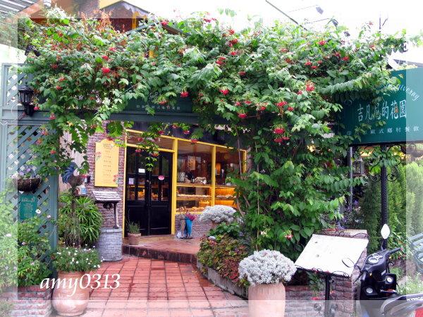 吉凡尼的花園