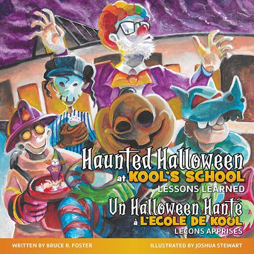 Haunted Hallowe'en at Kool's School