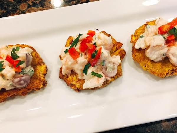 Panamanian Style Shrimp Salad Recipe